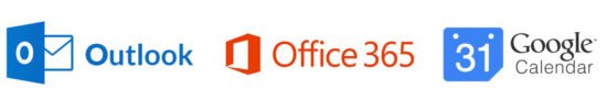 iTell systemintegrationer - Outlook, Office365, Google calender