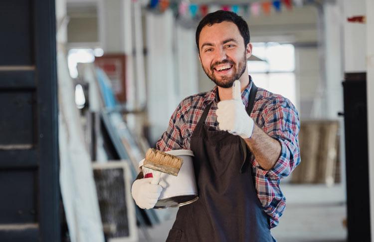 Nöjda kunder med goda referenser